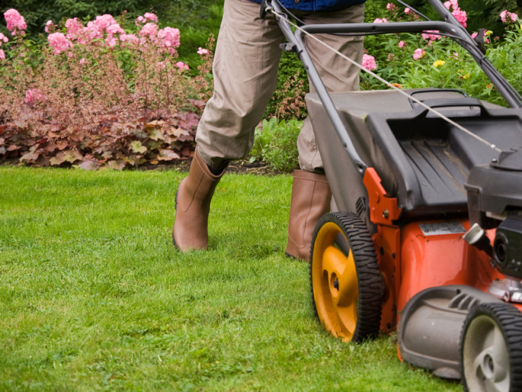 3 benefits of professional lawn mowing service